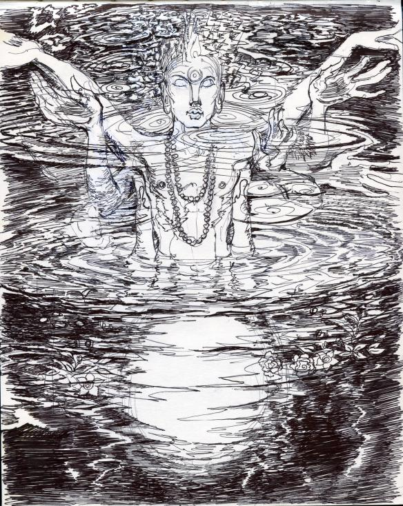 Rudra Immerses