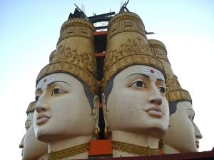 Skanda as Muruganar and Krttikai (pleiades)