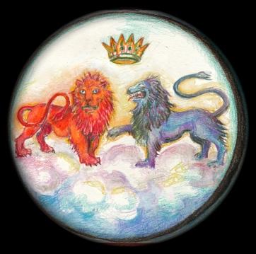 trinosofia 2 Lions