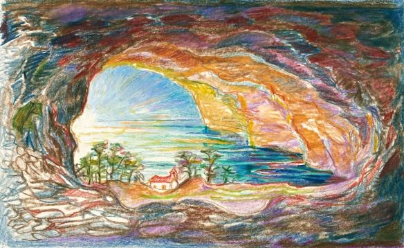trinosofia inner cave of light