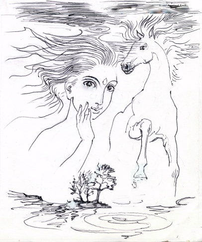 Vedic goddess