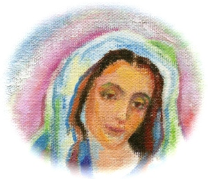 Masters - Mary Gaia
