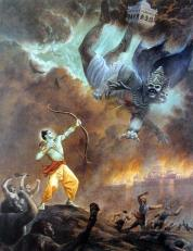 ram-ravana-the-ramayana-indian-mythology-brahmastra