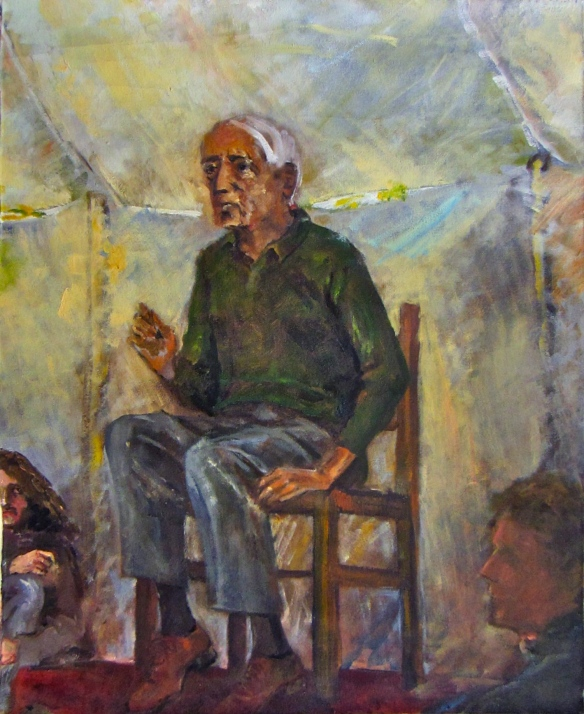 J.Krishnamurti at Brockwood, 1974