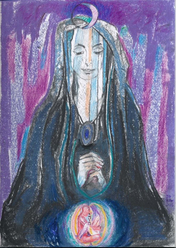 Mother Isis of the Moon, 2015