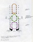 (12) Groundplan of Tables:Chartres 2