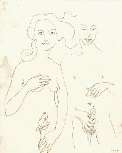 Aphrodite Ares Rose