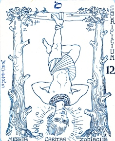 Arcanum 12 hanged man