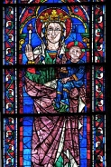 notre dame chartres, south transept