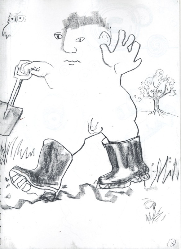 welly-boots, 1988