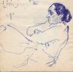 107 pestalozzi sketches - mrs s.s.panday