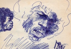 109 pestalozzi sketches - hendrix