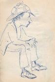 110 pestalozzi sketches - alain