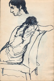 114 pestalozzi sketches - leela