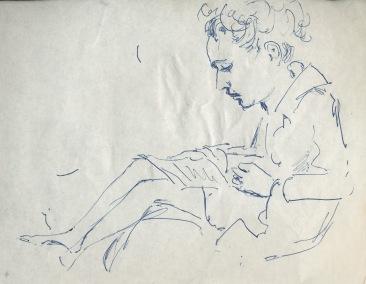 146 pestalozzi sketches - marie claude