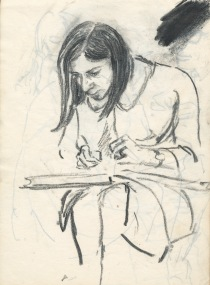 147 pestalozzi sketches - eileen