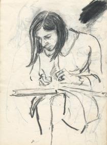 147 pestalozzi sketches - eileen