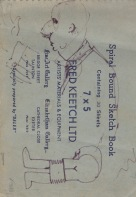 155 pestalozzi sketches - gen de gaulle