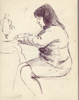 160 pestalozzi sketches - deborah