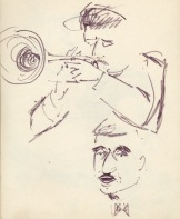 161 pestalozzi sketches - jazz