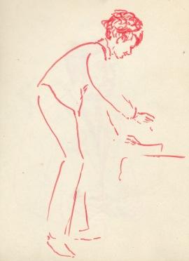 164 pestalozzi sketches - marie claude