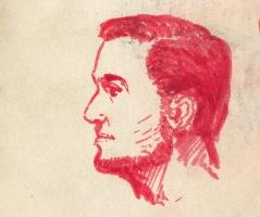 166 pestalozzi sketches - french andre