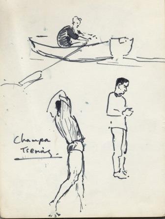 168 pestalozzi sketches - children