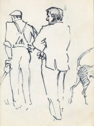 176 pestalozzi sketches - at work