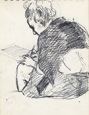 183 pestalozzi sketches - marie claude