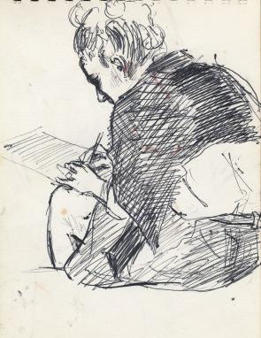 183 pestalozzi sketches - marie claude