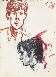 188 pestalozzi sketches - john & andre