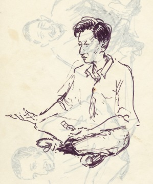 191 pestalozzi sketches - pasang