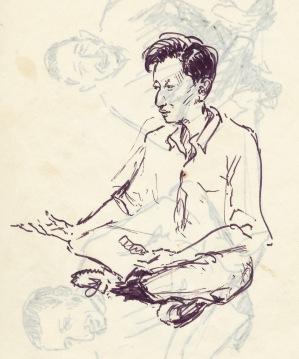 191 pestalozzi sketches - pasang