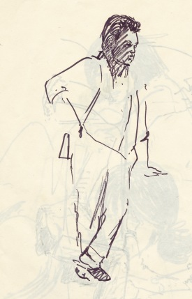194 pestalozzi sketches - mr ngwang