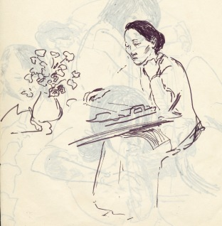 195 pestalozzi sketches - mrs ngwang