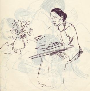 195 pestalozzi sketches - mrs ngwang