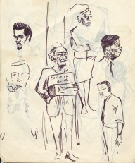207 pestalozzi sketches - street