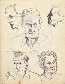 213 pestalozzi sketches - staff