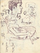 230 pestalozzi sketches - rest