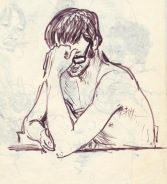 234 pestalozzi sketches - dave