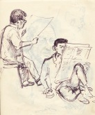 242 pestalozzi sketches - mr ngwang