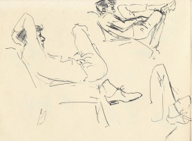 275 Pestalozzi sketches - John from Rhodesia