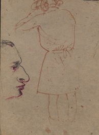 278 Pestalozzi sketches - Alain & Marie Claude