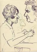 290 Pestalozzi sketches - elevenses