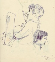 303 Pestalozzi sketches - JOHN