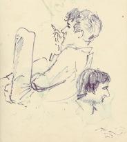303 Pestalozzi sketches - JOHN
