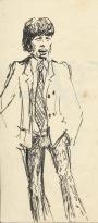 306 Pestalozzi sketches - Mick