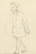 317 Pestalozzi sketches - marie claude