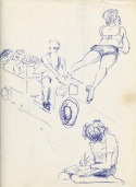 326 Pestalozzi sketches - chores