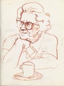327 Pestalozzi sketches - elevenses